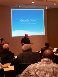 Tyler Jones Google Tools Presentation