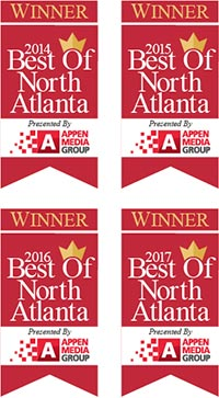 Best of North Atlanta | 4 Years in a Row