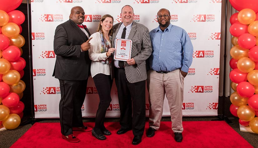 Carmichael Recognized as the North Atlanta Best Business IT Service Provider for Fifth Consecutive Year