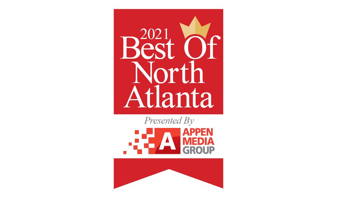 Best of North Atlanta award